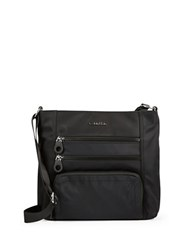 Calvin Klein Nylon Crossbody Black