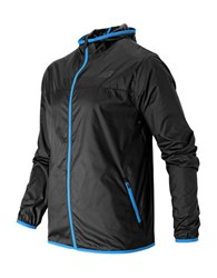 New Balance Windcheater Jacket Black