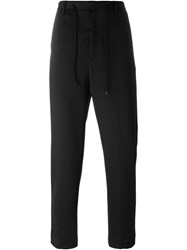 Golden Goose Deluxe Brand 'Ricky' Trousers Black