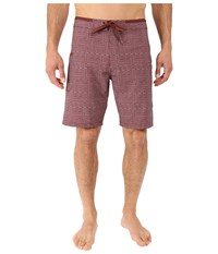 Prana Catalyst Short Raisin Men's Swimwear Brown