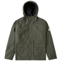 Norse Projects Nunk Classic Jacket Green