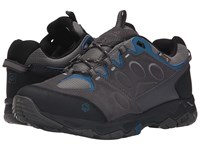 Jack Wolfskin Mountain Attack 5 Texapore Low Moroccan Blue Men's Shoes