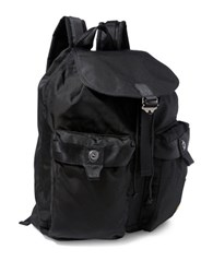 Polo Ralph Lauren Military Nylon Backpack Black