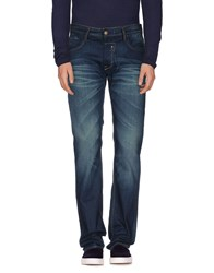Japan Rags Denim Denim Trousers Men Blue