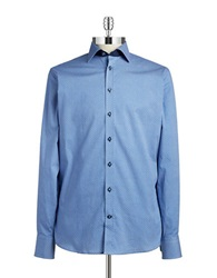 Pure Mini Kaleidoscope Sportshirt Blue