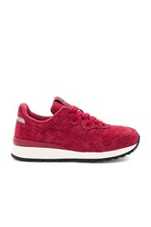 Onitsuka Tiger By Asics Alliance Sneaker Burgundy