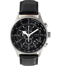 Links Of London Mph Leather Strap Watch