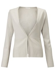 Hugo Boss Boss Fily Edge To Edge Cardigan Light Beige