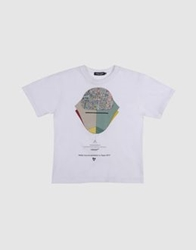 Undercover Short Sleeve T Shirts White