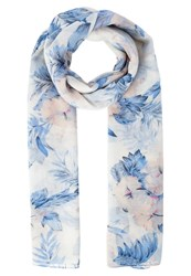 Ichi Apple Scarf Cloud Dancer Beige