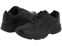 Propet Stability Walker Medicare Hcpcs Code A5500 Diabetic Shoe Black Leather Men's Walking Shoes