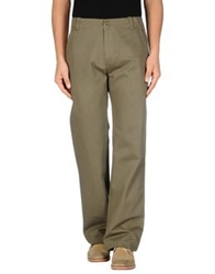 Timberland Casual Pants Military Green