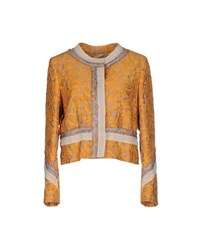 Prada Suits And Jackets Blazers Women Ochre