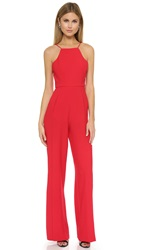 Black Halo Joaquin Jumpsuit Wildfire