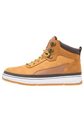 K1x Gk 3000 Le Mk3 Hightop Trainers Light Brown