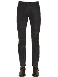 Belstaff 17Cm Elmbridge Raw Stretch Biker Jeans