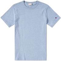 Champion Reverse Weave Classic Tee Blue