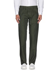 Marina Yachting Trousers Casual Trousers Men Military Green