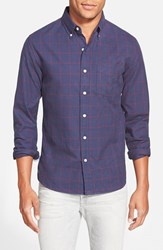 Men's Bonobos 'Dalton' Slim Fit Oxford Long Sleeve Sport Shirt