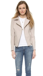James Jeans Combo Moto Jacket Champagne Pink