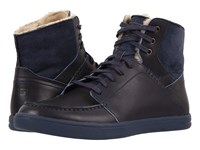 Ugg Pressly Navy Men's Lace Up Casual Shoes