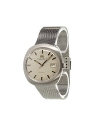 Iwc 'Automatic Vintage' Analog Watch Stainless Steel