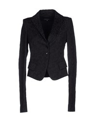 Patrizia Pepe Sera Suits And Jackets Blazers Women Black