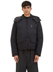 Oamc Compression Down Filled Jacket Black