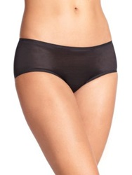 Wolford Sheer Touch Brief Rosepowder Black