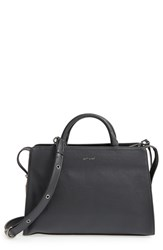 Matt And Nat 'Portia' Vegan Leather Satchel Black