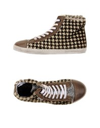 Le Crown Footwear High Tops And Trainers Women
