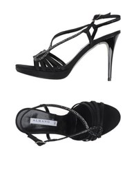 Albano Footwear Sandals Women Black