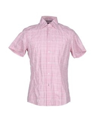 Guess By Marciano Shirts Pink