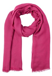 Coccinelle Scarf Blackcherry Pink
