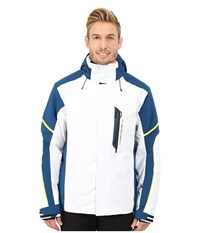 Obermeyer Cronus Jacket White Men's Coat