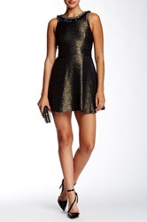 Twelfth St. By Cynthia Vincent Party Dress Metallic