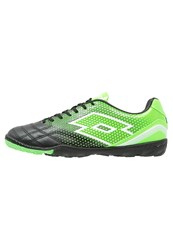Lotto Spider 700 Xiii Tf Astro Turf Trainers Black Mint Fluo
