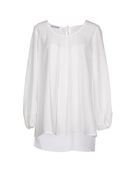 Hope Collection Blouses White