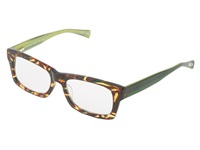 Eyebobs Passion Nut Readers Tortoise Green Green Temples Reading Glasses Sunglasses