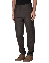 Dries Van Noten Casual Pants Dark Brown