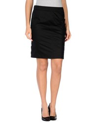 Versace Jeans Couture Skirts Knee Length Skirts Women Black