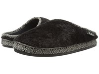Woolrich Whitecap Mule Black Women's Slippers