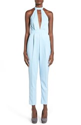 Women's Missguided High Neck Crop Jumpsuit