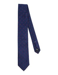 Tombolini Accessories Ties Men Dark Blue