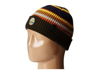 Pendleton National Park Beanie Badlands Stripe Beanies Black