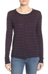 Paige Women's Denim 'Allie' Stripe Sweater