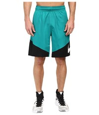 Nike Hbr Shorts Rio Teal Black Black White Men's Shorts Blue