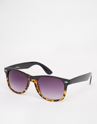 Jeepers Peepers Wayfarer Sunglasses Brown