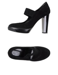 Hogan Pumps Black
