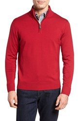 Tailorbyrd Men's Big And Tall Old Sun Quarter Zip Sweater